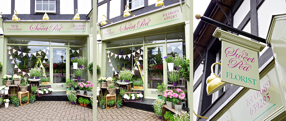 SweetPea-Florist-Farnborough-Village